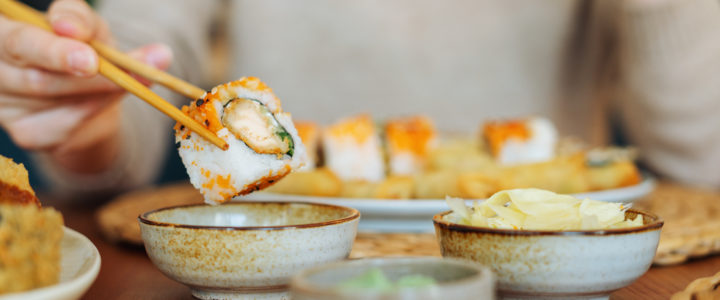 Find the Best Sushi Restaurant in Plano at ODA Sushi